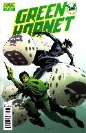 Green Hornet #31 Hester Cover [Comic] THUMBNAIL