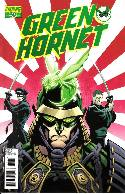 Green Hornet #30 Hester Cover [Comic] THUMBNAIL