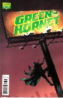 Green Hornet #30 Sadowski Cover [Comic] THUMBNAIL