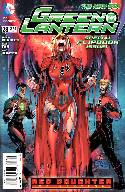 Green Lantern Red Lanterns #28 [Comic] THUMBNAIL