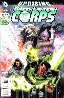 Green Lantern Corps #31 (Uprising) [Comic]