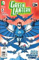 Green Lantern the Animated Series #8 [DC Comic] THUMBNAIL