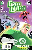 Green Lantern the Animated Series #11 [Comic] THUMBNAIL