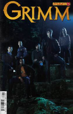 Grimm #12 Photo Subscription Cover [Comic] LARGE