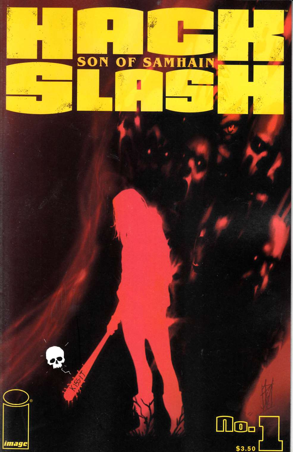 Hack Slash Son of Samhain #1 [Image Comic] THUMBNAIL