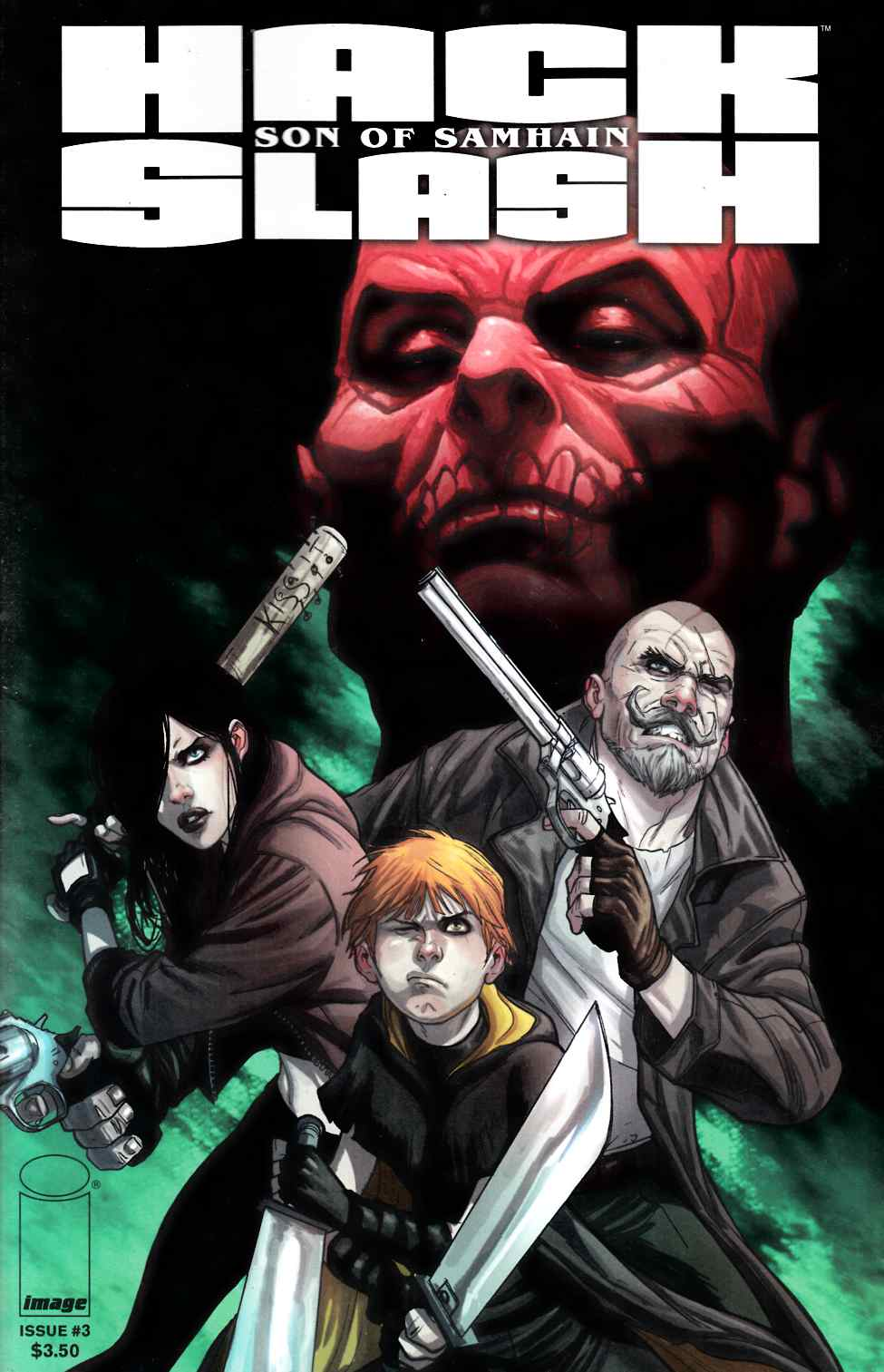 Hack Slash Son of Samhain #3 [Image Comic] THUMBNAIL
