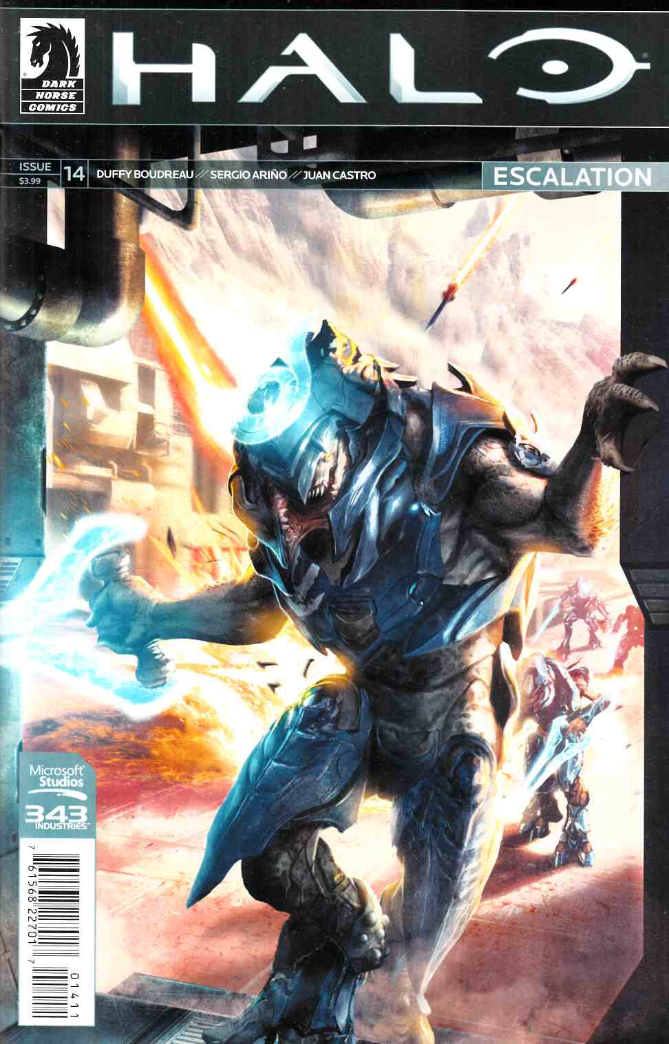 Halo Escalation #14 [Dark Horse Comic]_THUMBNAIL