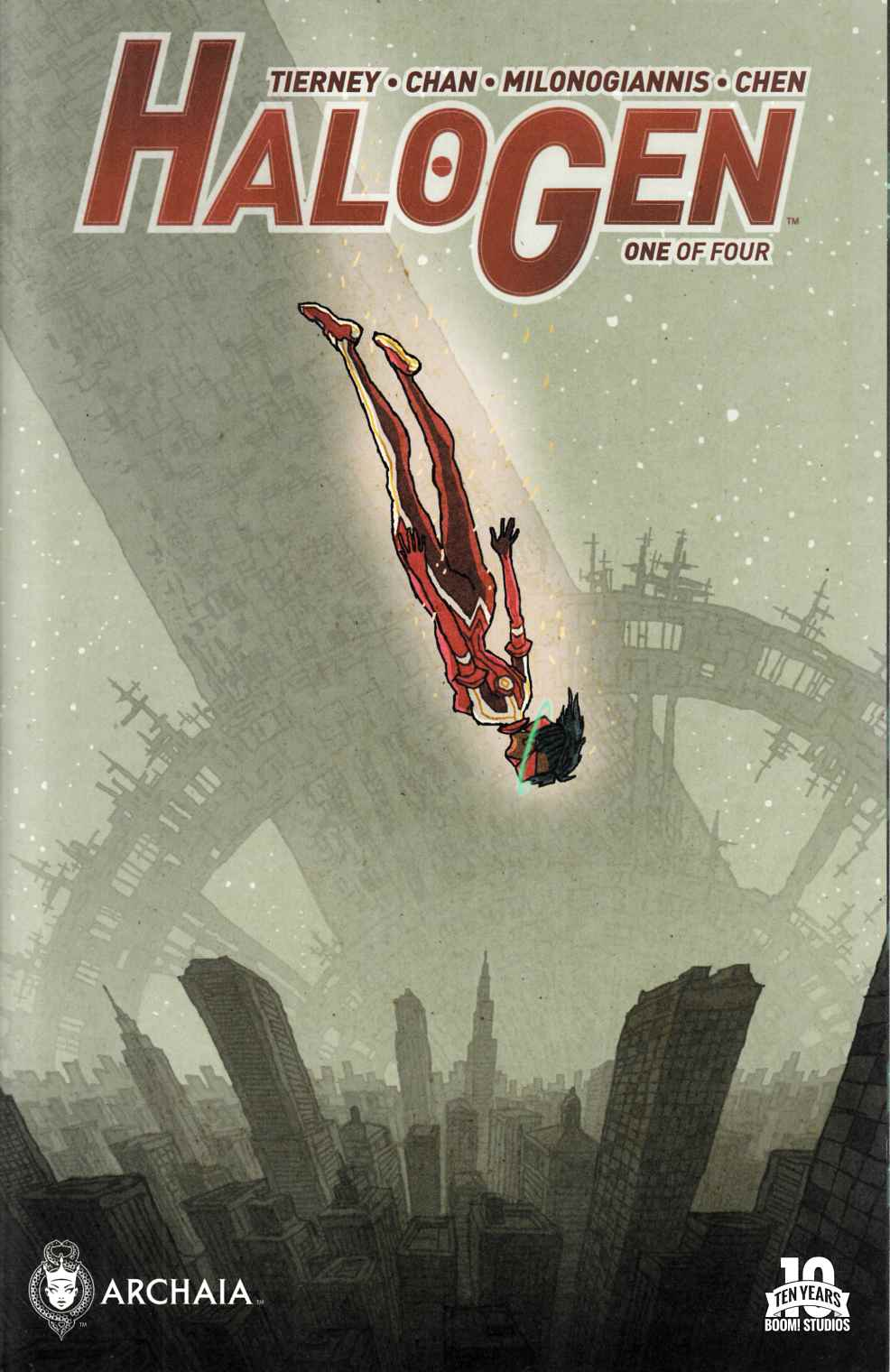 Halogen #1 [Boom Comic]