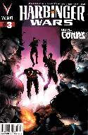 Harbinger Wars (Vu) #3 [Comic] THUMBNAIL