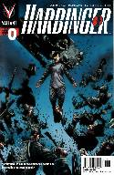Harbinger (Ongoing) #0 Second Printing [Comic] THUMBNAIL