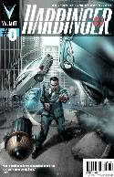 Harbinger (Ongoing) #0 Pullbox Cover [Comic] THUMBNAIL
