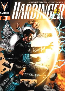 Harbinger (ongoing) #7 [Comic] LARGE
