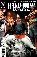 Harbinger Wars (Vu) #2 Pullbox Cover [Comic]