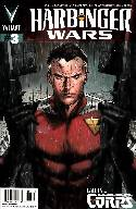 Harbinger Wars (Vu) #3 Pullbox Cover [Comic] THUMBNAIL