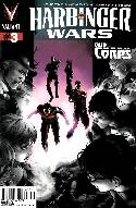 Harbinger Wars (Vu) #3 Second Printing [Comic]