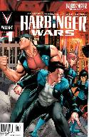 Harbinger Wars #1 Pullbox Cover [Comic] THUMBNAIL