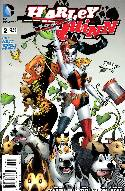 Harley Quinn #2 Second Printing [DC Comic] THUMBNAIL