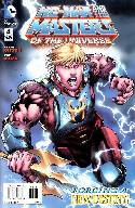 He Man and the Masters of the Universe #4 [Comic] THUMBNAIL