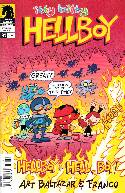 Itty Bitty Hellboy #3 [Comic] THUMBNAIL