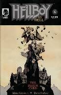 Hellboy in Hell #6 Near Mint (9.4) [Dark Horse Comic]