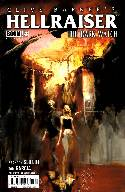 Hellraiser Dark Watch #3 Cover B- Makkonen [Comic] THUMBNAIL