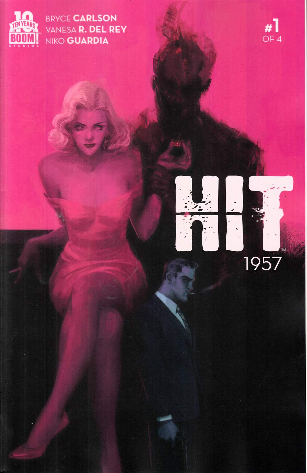 Hit 1957 #1 [Boom Comic] THUMBNAIL