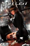 Hit List #2 Cover C- Oracle [Zenescope Comic] THUMBNAIL