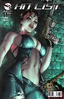 Hit List #4 Cover A- Krome [Zenescope Comic] THUMBNAIL