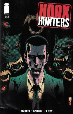 Hoax Hunters #12 [Image Comic] LARGE