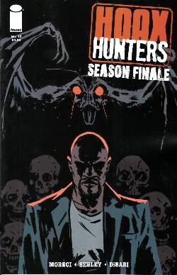 Hoax Hunters #13 Cover A Walsh [Image Comic] LARGE