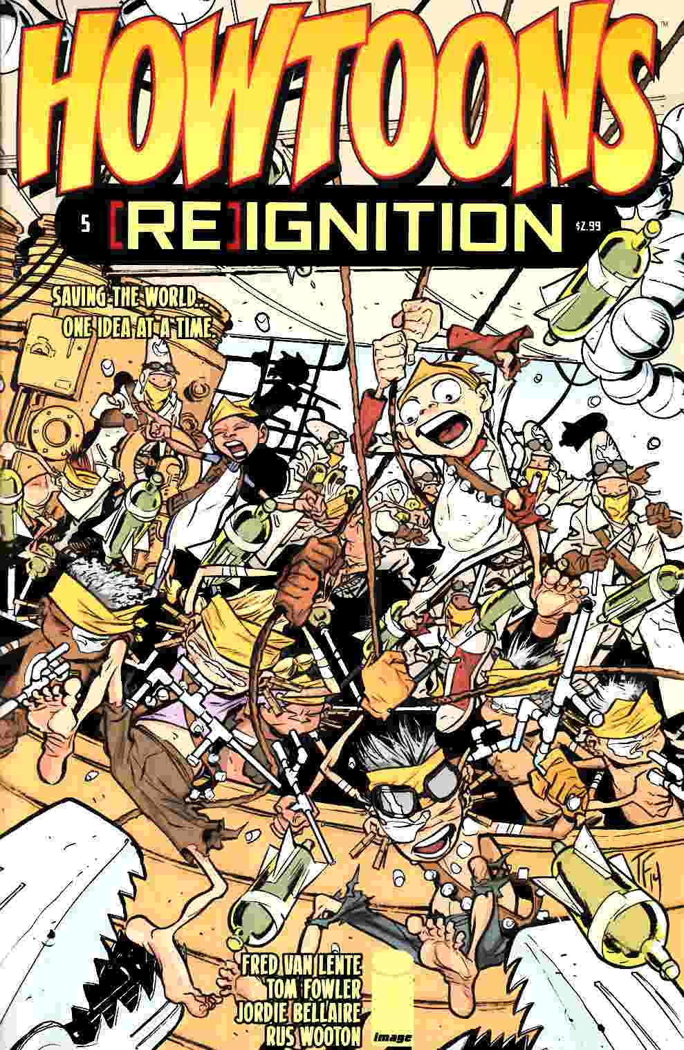 Howtoons Reignition #5 [Image Comic]_THUMBNAIL