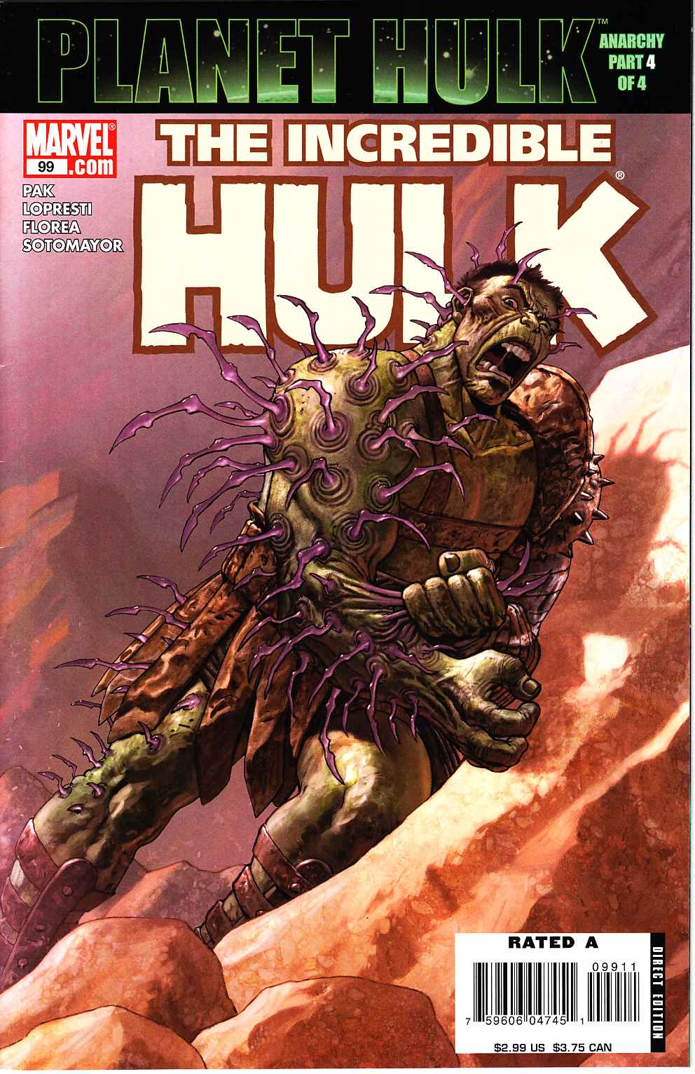 Incredible Hulk #99 Very Fine (8.0) [Marvel Comic] LARGE
