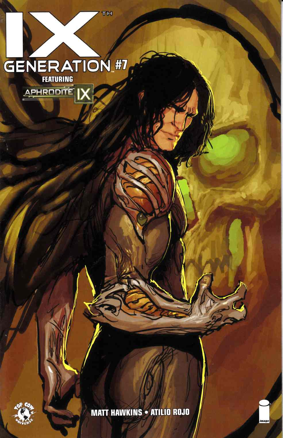 IXth Generation #7 Cover A- Sejic [Image Comic] THUMBNAIL