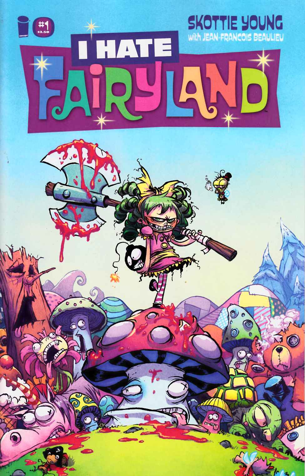I Hate Fairyland #1 [Image Comic] THUMBNAIL