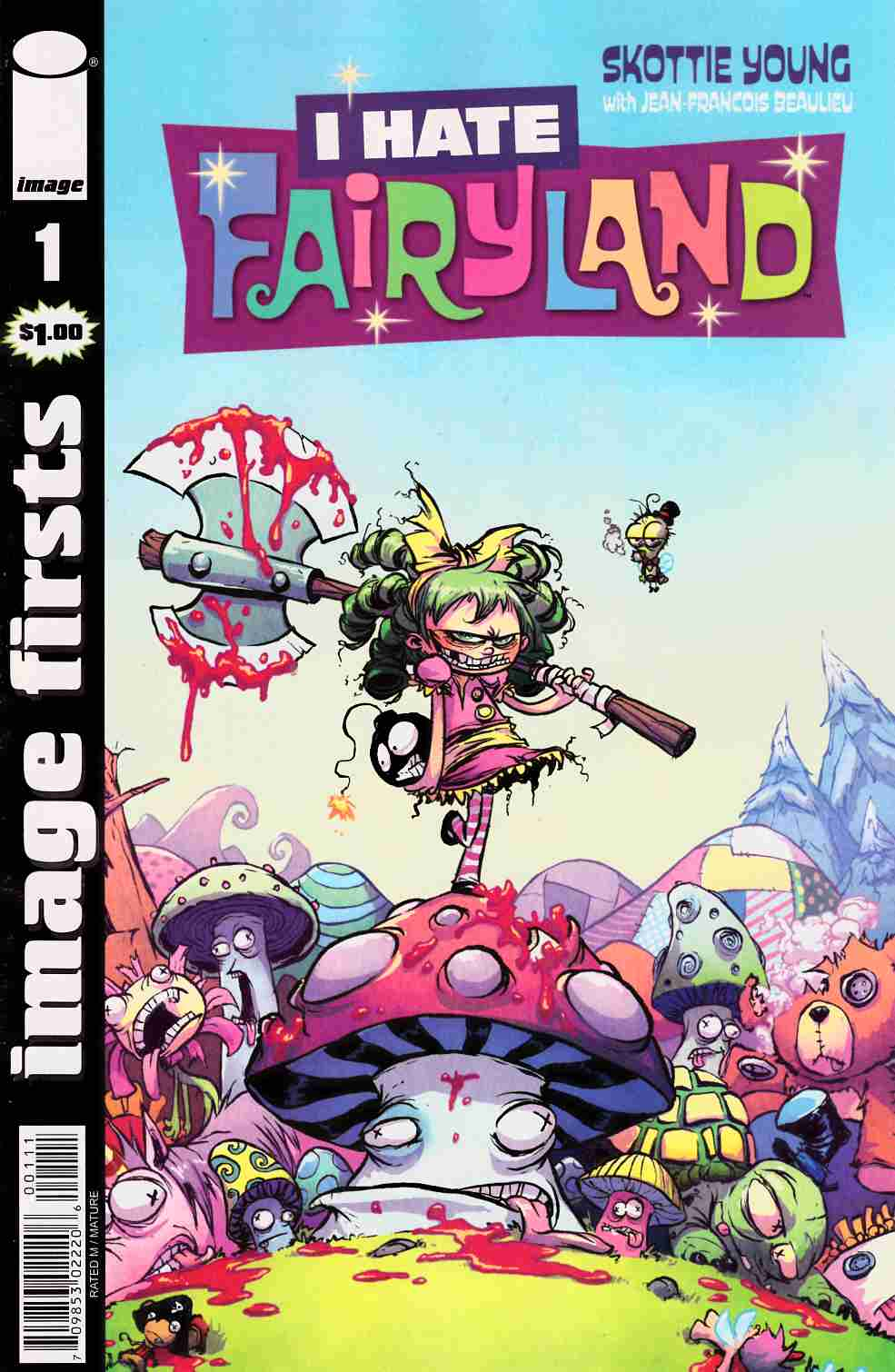 I Hate Fairyland #1 Image Firsts Edition [Image Comic] THUMBNAIL