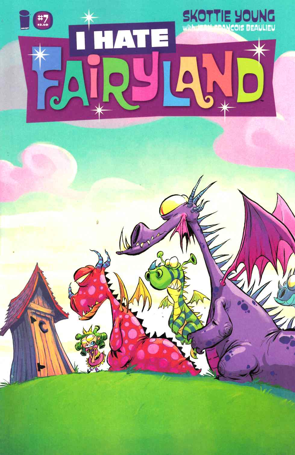 I Hate Fairyland #7 [Image Comic] THUMBNAIL