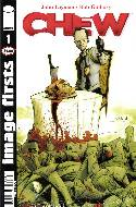Image Firsts Chew #1 Second Printing [Comic]