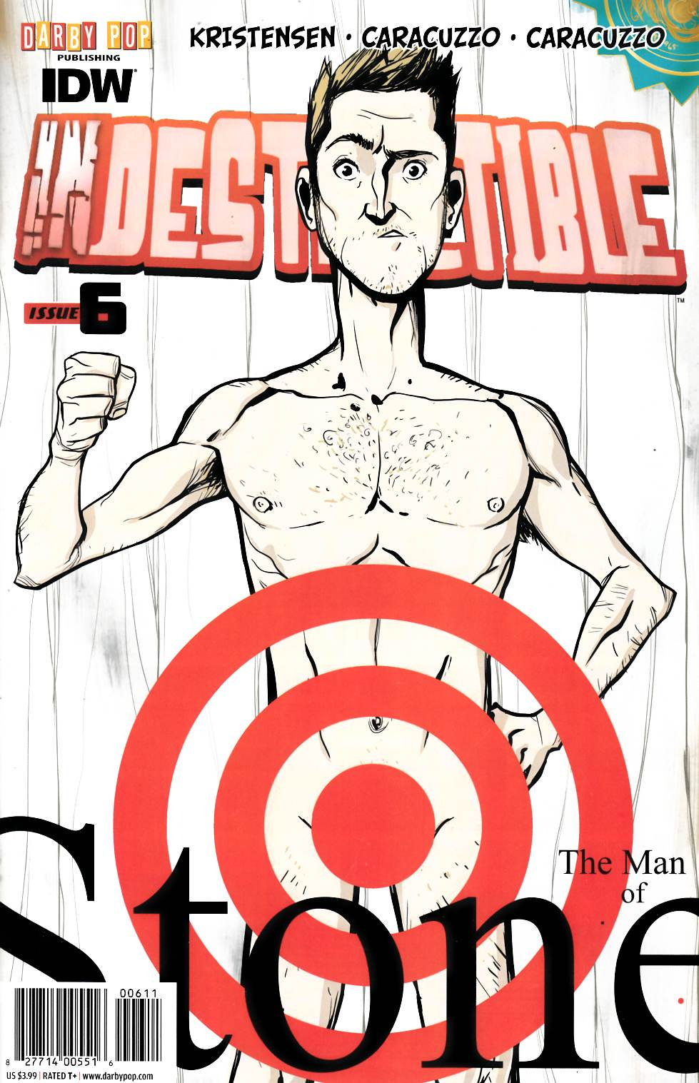 Indestructible #6 [IDW Comic] LARGE