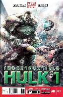 Indestructible Hulk #1 (Now) [Comic] THUMBNAIL