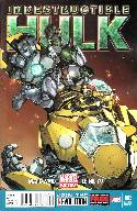 Indestructible Hulk #3 Second Printing (Now) [Comic] THUMBNAIL
