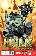 Indestructible Hulk Annual #1 [Marvel Comic] THUMBNAIL