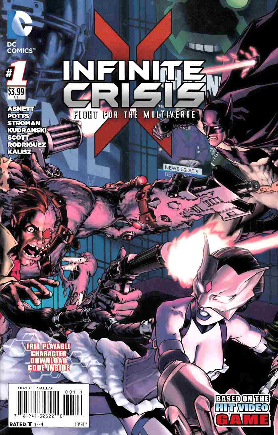 Infinite Crisis Fight For the Multiverse #1 [DC Comic]_THUMBNAIL