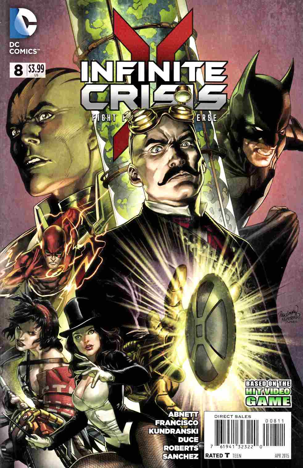 Infinite Crisis Fight for the Multiverse #8 [DC Comic]_THUMBNAIL