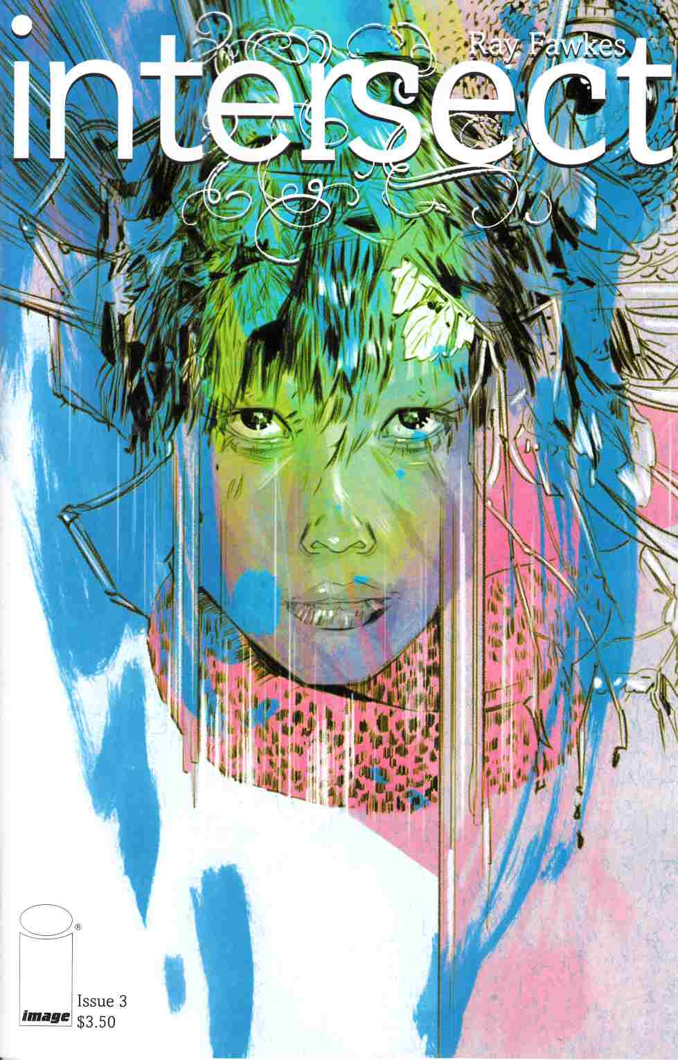 Intersect #3 Cover B- Lotay [Image Comic]