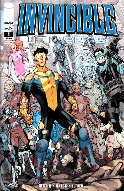 Invincible Universe #1 Second Printing [Comic] LARGE