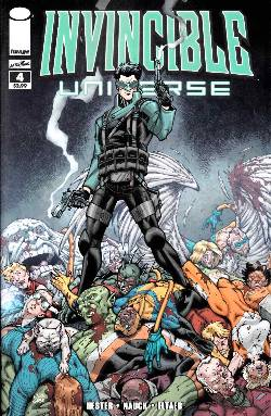 Invincible Universe #4 [Comic] LARGE