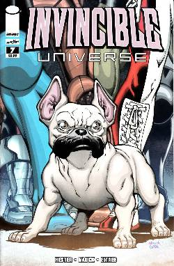 Invincible Universe #7 [Image Comic] LARGE
