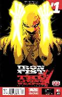 Iron Fist Living Weapon #1 Near Mint (9.4) [Marvel Comic] THUMBNAIL