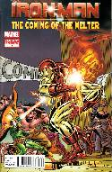 Iron Man Coming of Melter #1 Kane Variant Cover [Comic] THUMBNAIL