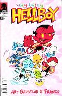 Itty Bitty Hellboy #1 [Comic] THUMBNAIL
